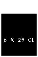 6x25cl